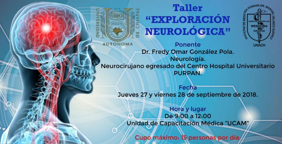 Taller Exploración Neurológica